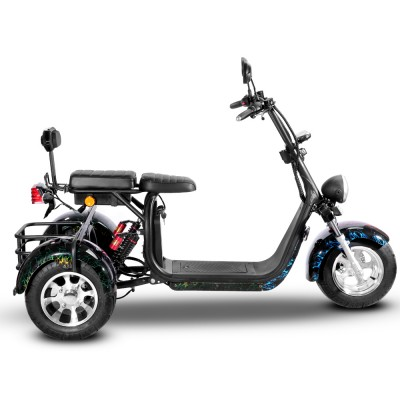 Electric 3 wheel scooter - ST02