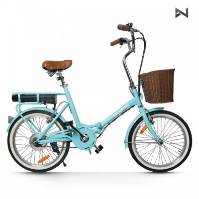 Electric fold-able Bicycle - FD3 Electric Bicycles