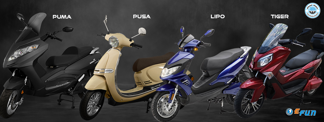 The Best Electric scooters and motorcycles