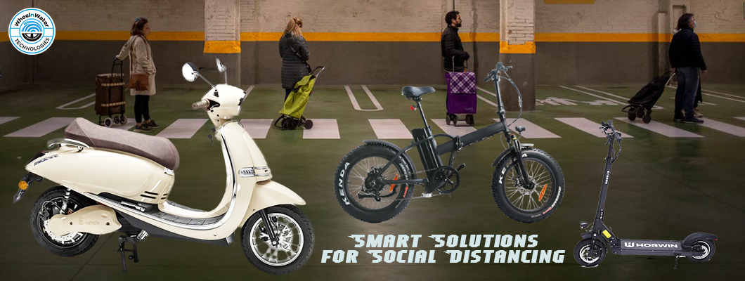 The Smart Solution for Social Distancing and overcrowding