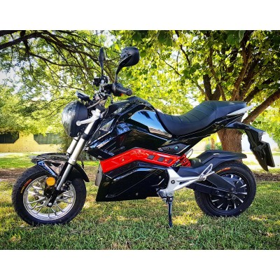 Electric motorcycle - M6 Electric Motorcycles