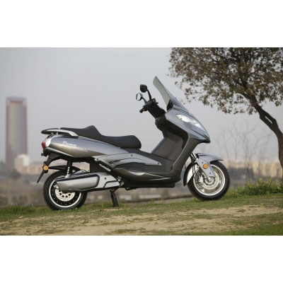 Electric motorcycle Scooter - Puma Electric Motorcycles