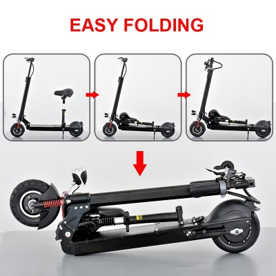 Electric folding scooter - GE-08 Folding Scooters