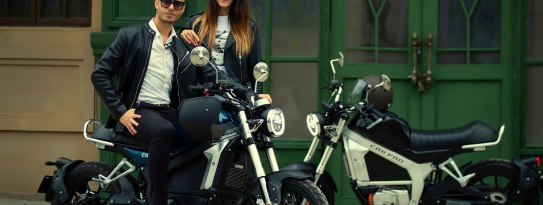 Electric motorcycles Horwin CR6 & CR6 PRO - The new era of E-mobility
