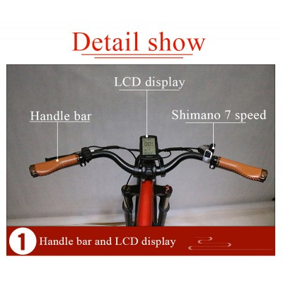 Bicycle Electric LIMO Bicycles Electric