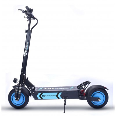 Folding Scooter - Q4-V4_Plus Folding Scooters