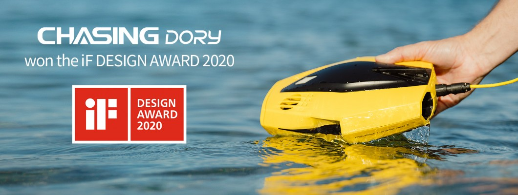 Chasing Dory Design Award iF 2020