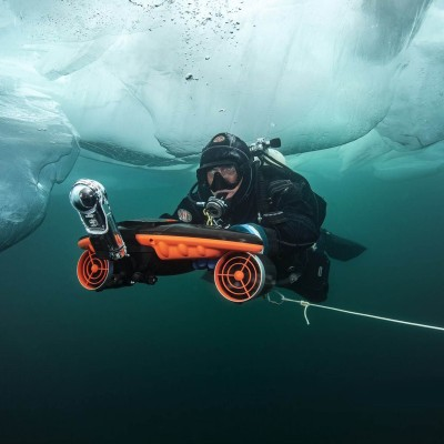 Underwater dining Scooter - SeaBow | Diving scooters | sea scooters