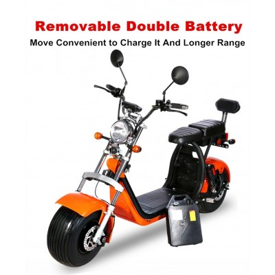 Electric Scooter - GH-02, Scooters Electric