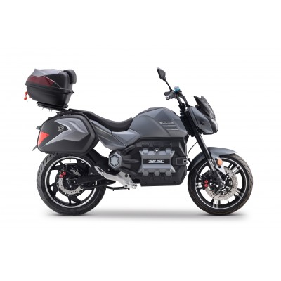 Electric motorcycle - E-Odin Electric Motorcycles